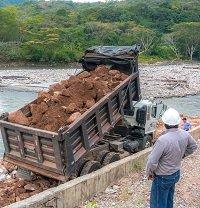 Hoy culminarían trabajos en la vía La Cabuya - El Morro para corregir efectos de falla geológica