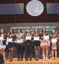Estudiantes e Instituciones de Casanare participaron en la Noche de los Mejores de Mineducación