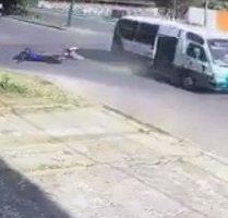 Nuevo accidente en la intersección de la calle 30 con carrera 21