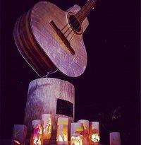 Más de mil faroles iluminarán esta noche el malecón de Maní