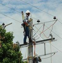 Corte de energía este domingo en municipios del sur de Casanare