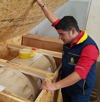Gobernación adquirió filtros potabilizadores de agua para atender emergencias