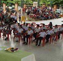 Por falta de docente aún no inician clases para del grado primero del colegio Jesús Bernal Pinzón de Maní