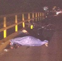 Dos muertos en accidente de tránsito en la vía Yopal – Paz de Ariporo