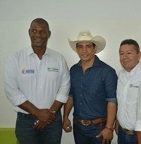 Esperanzadoras peticiones hizo el Gobernador de Casanare a Coldeportes