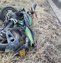 Hallado cuerpo sin vida de motociclista accidentado anoche en la vía a Pore