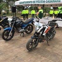 Ofensiva contra la delincuencia en Villanueva