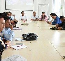 Último comité de seguimiento electoral de Yopal