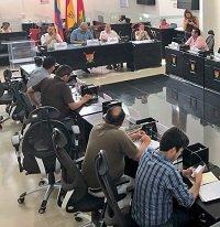 Tribunal rechazó por extemporáneas objeciones del Alcalde de Yopal a Proyecto de Acuerdo que hacia adiciones al presupuesto
