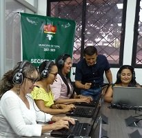 Implementan Call Center en la Secretaría de Hacienda de Yopal