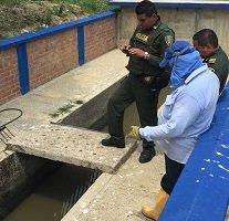 Hallaron feto en la planta de tratamiento de aguas residuales de Tauramena