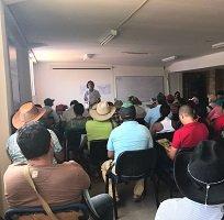 Restitución de tierras en Hato Corozal