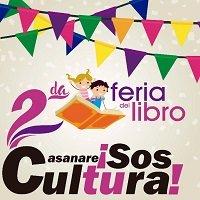Hoy inicia la Feria del Libro Casanare sos cultura