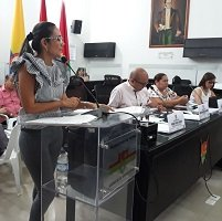 Accidentado debate de control político a secretaria de acción social de la Alcaldía de Yopal
