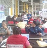 563 víctimas de Villanueva recibieron atención durante Feria de Servicios