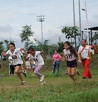 Atletas de 6 departamentos participan en Yopal este sábado en campeonato regional