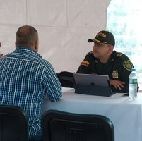 Comandante de Policía Casanare muestra estadísticas de reducción en delitos que afectan la seguridad ciudadana