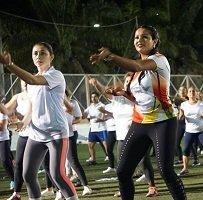 Maratón de Actividad Física este domingo en el complejo deportivo Los Hobos