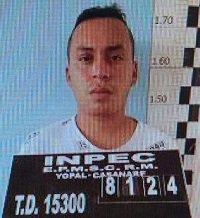 Se fugó del Palacio de Justicia de Yopal peligroso delincuente en custodia del Inpec