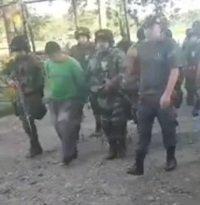 Capturados 11 disidentes de las desmovilizadas FARC en Arauca