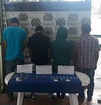 Golpe al microtrafico de alucinógenos en Monterrey