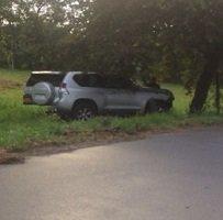 Dos personas lesionadas en accidente de tránsito en la vía a Sirivana