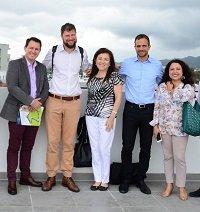 Comisión Regional de Competitividad de Casanare se reunió con delegados de la Cooperación Económica Suiza en Colombia