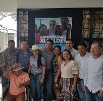 Congresistas del Centro Democrático se reunieron con Alcaldes de Casanare
