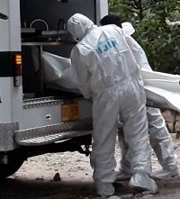 En una moto robada se transportaban víctimas de asesinato en Maní. Estarían relacionados con casos de abigeato