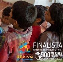 Proyecto de restauración ecológica en la vereda Rincón del Soldado de Yopal finalista en los Premios Latinoamérica Verde