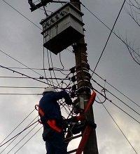Suspensión de energía eléctrica el miércoles en el sur de Casanare