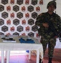 Otra caleta del ELN halló en Hato Corozal Ejército Nacional