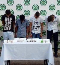 Estudiante universitario lideraba banda dedicada al comercio de alucinógenos en Yopal