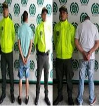 El que la hace la paga, seguridad con legalidad, 05 capturas en las últimas horas en Casanare