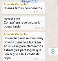 Explosivas denuncias sobre corrupción en la EAAAY hizo el ex candidato a la Alcaldía de Yopal Arcenio Sandoval