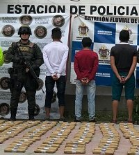 180 kilos de marihuana avaluados en $200 millones fueron incautados en Arauca