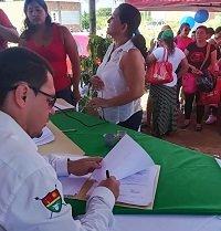 Lotes para 170 beneficiarios de Villa David en Yopal