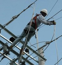 Este jueves suspensión de energía eléctrica en sector de Nunchía y Tauramena