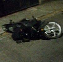 Una persona murió y otra resultó herida en accidente en caño seco