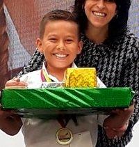 Niño de Paz de Ariporo primero en la final nacional de Supérate con el Saber 2018