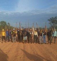 Comunidad indígena Sáliba bloqueó construcción de un terraplén en Orocué