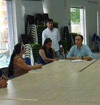Líderes de la población con discapacidad acordaron con la Alcaldía de Yopal proyectos en su beneficio