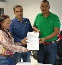 Ecopetrol, Gobernación de Casanare y Alcaldía de Aguazul firmaron convenio para mejoramiento de anillos viales