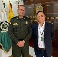 Subdirector de la Policía Nacional evaluará en Yopal aumentó del pie de fuerza
