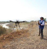 Monitoreo al río Cravo Sur ante denuncias de captación ilegal