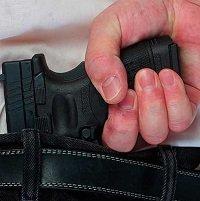 Condenado a dos años de prisión por el delito de porte ilegal de armas
