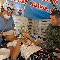 Brigada de salud benefició a 200 habitantes del barrio 7 de agosto de Yopal