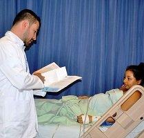 Sobreocupación del 150% en el Hospital Regional de la Orinoquia es originada por accidentes de tránsito