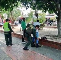 Poco a poco se recupera percepción de seguridad en el parque La Estancia de Yopal