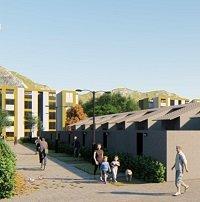 Se construirán 8 viviendas nuevas en lote de Torres de San Marcos a pesar de oposición de un sector de la comunidad